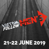 Men's Conference 2019* 21st to 22nd June *Click tor more info