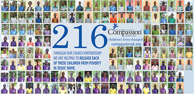 Compassion 2016 Poster